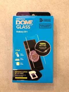 Whitestone Dome Glass for Samsung S9+