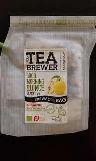 丹麥有機果茶(柑橘味)