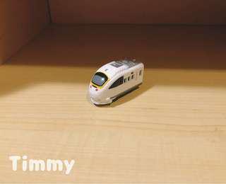 Yujin T-Art 扭蛋火車 扭蛋車 鐵路 鐵道模型 885系 車尾