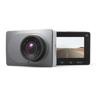 [IN-STOCK] YI YCS.1015.INT Space Grey Smart Dash 1080p 3MP 165 Micro SD Slot Camera