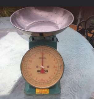 40 years old trade Weighing Machine