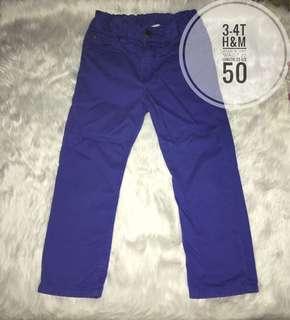 3-4t pants