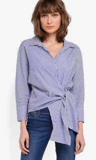 Dressing paula stripes top blouse