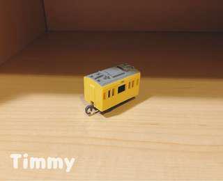 Yujin T-Art 扭蛋火車 扭蛋車 鐵路 鐵道模型 京急列車 中間車