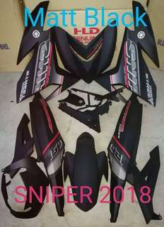 Y15zr Cover Set (SNIPER2018)