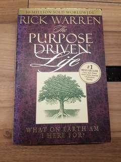 Purpose Driven Life by Richard Warren