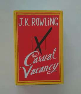 The Casual Vacancy by J.K Rowling