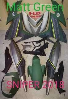 Y15zr Cover Set (SNIPER)