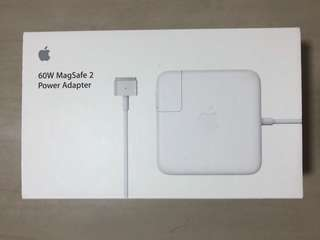 Mac 60W MagSafe 2 Power Adapter (13-inch Retina MacBook Pro)
