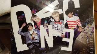 lollipop f 專輯