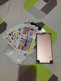 Iphone 6 luggage case