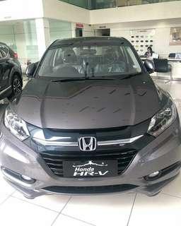 Ready All New Honda HRV