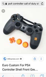 Searching for Call of duty ps4 controller acssories