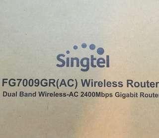 Singtel Wireless Router