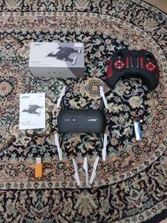 JJRC DRONE WITH CONTROLLER
