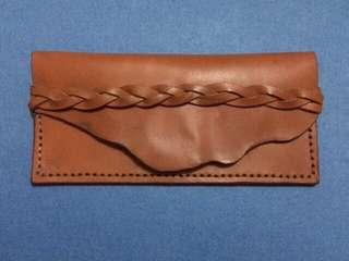 Handmade, handcrafted wallet