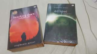 Eclipse & Breaking Down