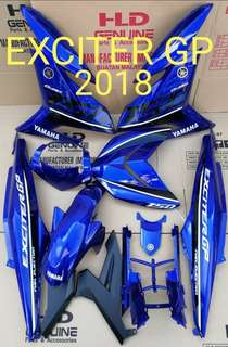 Y15zr Cover Set (ExciterGP2018)