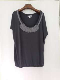American Eagle Gray top