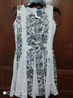 Hana n Co white dress