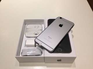 Rush iPhone 6s 64GB Spacegrey Openline to all