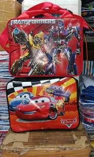 # Travelbag # adult # sling # size # 40 * 27 * 16cm # material # kulittebal # + there # reseleting # + rubber # + taliselempang # + ada5 # pieces shoes # bag # @ there also # karkter # anak2 # tassekolah # troly # taspakain # no #