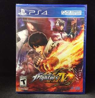 (BN) King Of Fighters XIV