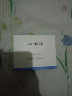 Laneige Moisture Kit (4 Items)