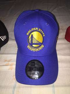 Golden State New Era Authentic Cap