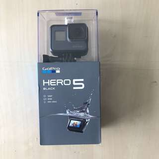 GoPro Hero 5 Black (FunZsport Set)