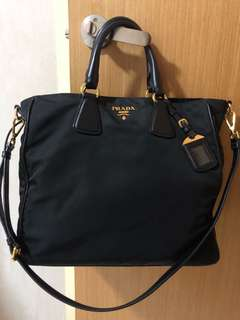 Authentic Prada Tote