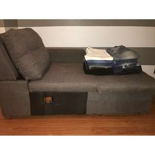 Detached Sectional Chaise Lounge