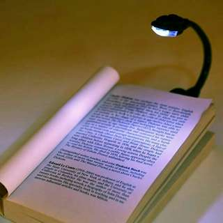 MINI LED Clip Booklight