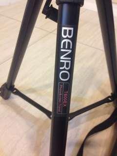 Benro T600EX Tripod