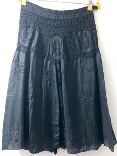半截裙 (黑色)Jill Stuart skirt (black)