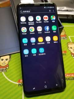 Samsung S9+ 黑色 64Gb