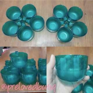 Gelas tupperware limited edition