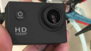 Action Camera 1080p
