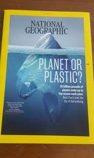 National Geographic Magazine 06.2018 June 2018