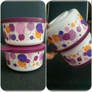 Illumina bowl tupperware 550ml