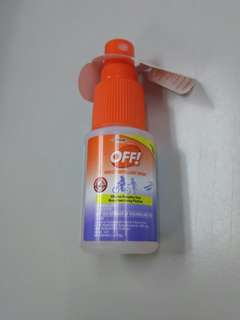 Brand New OFF!  Insect Repellent Spray (more than 50% off)