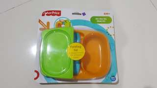 BNIB Fisher Price on the go Meal Kit