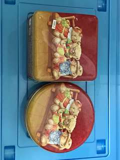 Jenny bakery tin collection