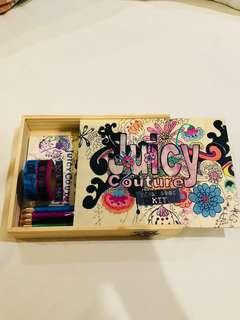 Juicy couture scrapbooking kit
