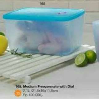 Medium freezer mate tupperware