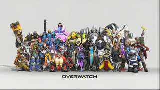 🚚 Official Overwatch Merchandise