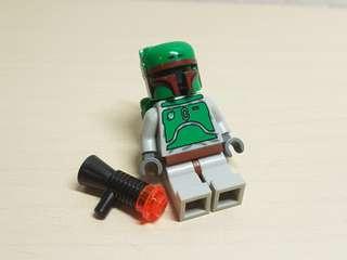 Classic Boba Fett Lego Minifigure