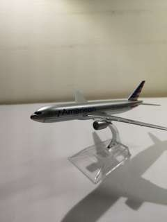American airlines diecast model