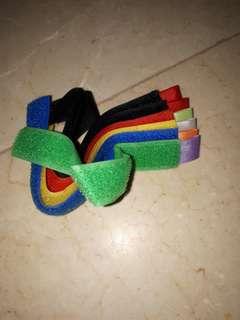 6 pcs cable tie