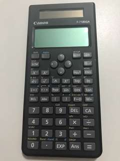 Canon Calculator for Work or School